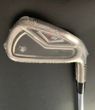 TaylorMade R9 TP CB 6 Satin Iron Tour Issue Serial Project X 6.0 Stiff Steel