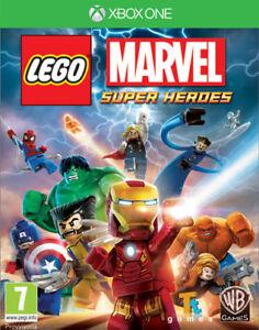 Lego Marvel Super Heroes XBOX ONE WARNER BROS