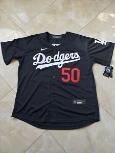 Los Angeles Dodgers Black MLB Jerseys for sale   eBay