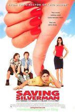 Saving Silverman Movie Poster Original Ds 27x40 Jason Biggs Jack Black 2001