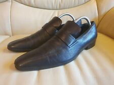 Gucci Mens Shoes Black Vintage   UK  8    US  9   EU 42