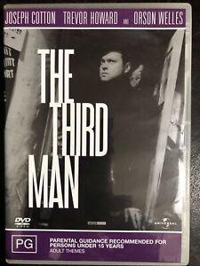 The Third Man DVD Orson Welles