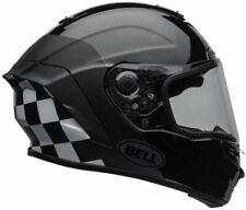 Bell Star MIPS DLX Lux Checkers Street Helmet Motorcycle Street Bike