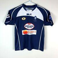 Rockhampton Brothers Rugby Club BLK Shirt Size Kid's 14