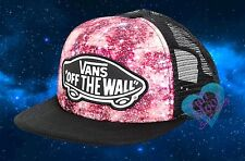 New Vans Beach Galaxy Night Sky Stars Snapback Trucker Hat Cap