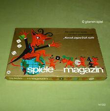 Vintage Spiele-Magazin von Schmidt ca 70er Jahre Retro Kultig RAR Komplett TOP!