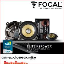 """Focal ES100K - ELITE K2 Power Series 4"""" 10cm Component Speakers"""