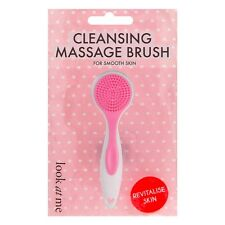 Facial Cleansing & Massage Brush Bath Beauty Therapy Clean Face Spa Exfoliator