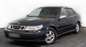 Heck-Windabweiser für Saab 9-5 SportSedan 1 YS3E Vor-Facelift 1997-2001 Limousin