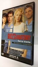 Grey's Anatomy DVD Serie Televisiva Stagione 3 Volume 5 - Episodi 4