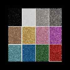 Glitter Felt Fabric X 2 Sheets A4 30 x 23cm Easy Cut Craft