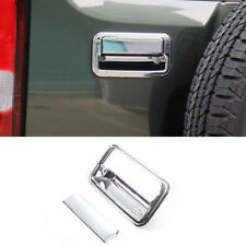 Fit For Suzuki Jimny 2007-2015 Car Stern Door Handle Trim Cover 2PCS Bright