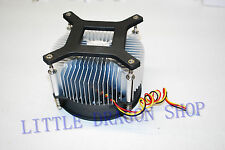 Aluminium Heat sink Fan for 10W 30W High Power LED Light Lamp Cooling DC12V 1PC