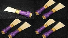7 bassoon reeds french handmade by professional musician  top quality