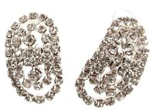 Diamante Earrings Diamante Jewellery Stud Earrings Fashion Earrings
