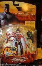 BATMAN BEGINS RED CHEST SCARECROW. MINT ON CARD.