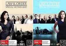 Law And Order SVU - Special Victims Unit Season 13 & 14 : NEW DVD