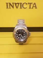 Invicta Men's 16960 Hydromax Quartz 3 Hand Black Dial Watch