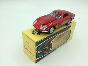 Politoys M Ferrari 275 GTB/4 No. 540.  Boxed. Scale 1/43