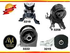 Engine & Trans. Mount Set 4 PCS for Ford Escape, Mazda Tribute & Mercury Mariner