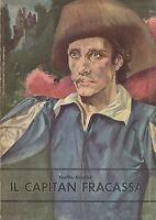IL CAPITAN FRACASSA di Teofilo Gautier - Aristea anni '60 libro per ragazzi