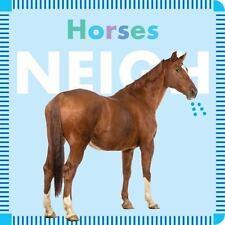 Horses Neigh-ExLibrary
