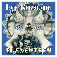 LEE KERSLAKE Eleventeen CD ALBUM (25THFEB) ups