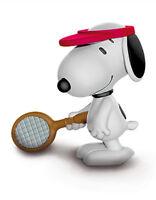 Tennis Player Snoopy 2 inch Figurine Peanuts Miniature Figure 22079