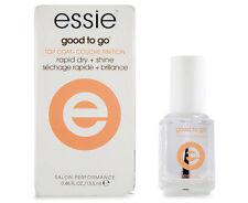 3 X essie Nail Polish Top Coat Treatment - Good to Go 13.5ml 100
