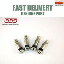 Genuine BBS Motorsport Stainless Steel Valves E50 E88 RS RM 36mm 09.15.058 NEW