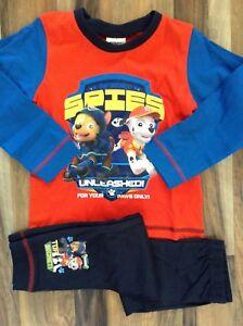 boys official merchandise top secret spies pyjamas