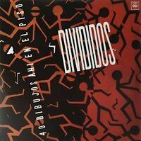 LP VINYL DIVIDIDOS 40 DIBUJOS AHI EN EL PISO BRAND NEW SEALED 2016