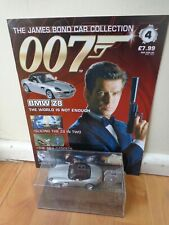 1/43 JAMES BOND 007 CAR COLLECTION - BMW Z8 THE WORLD IS NOT ENOUGH #4