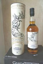 Game of Thrones  - Royal Lochnagar 12 Y Scotch Whisky 70cl -