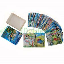 Cartoon Playing card/Poker Deck 54 cards Hayao Miyazaki Film Anime Compilation