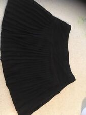 Forever New Size 10 Pleated Skirt With Shorts Underlay