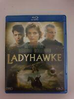 LADYHAWKE  - BLU-RAY   FANTASCIENZA Perfetto