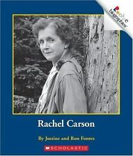 Rachel Carson (Brand New Paperback Version) Justine and Ron Fontes