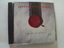 CD Whitesnake  Slip of the Tongue
