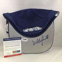 Dave Winfield Signed Autographed Toronto Blue Jays Hat Cap PSA DNA COA