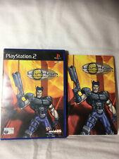 Oculto invasión-PS2-completa envío rápido de Reino Unido