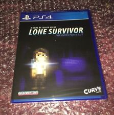 LONE SURVIVOR LIMITED RUN GAMES PLAYSTATION 4 LRG #30 New Seal