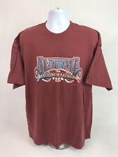 Vtg 2003 Alabama American Farewell Tour Short Sleeve T-Shirt Size 3Xl