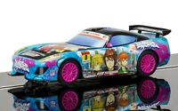 Scalextric C3838 Team GT Lightning - Team GT Sunrise Anime Slot Car 1:32