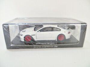 SPARK CARTIMA CA04311012 A'BMW ALPINA B6 GT3'. WHITE. 1:43 MIB/BOXED. V RARE.