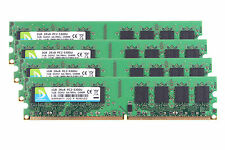 DUOMEIQI PC2-5300 4GB 4X 1GB RAM DDR2 667Mhz 1.8V 240Pin DIMM Memory For Desktop