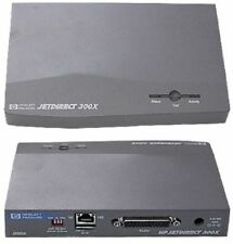 HP JetDirect 300X or 500X Ethernet External Print Server,WARRANTY