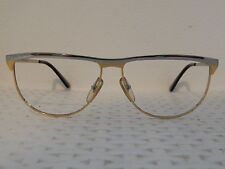 Paula by Vogue 140 ARG/ORO Vintage 80's Womens Eyeglass Frames (JN27)