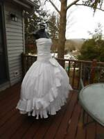 VINTAGE 80s PROM PARTY DRESS BACHELORETTE WEDDING S LILLIE RUBIN