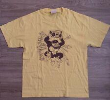 rare vintage hardcore punk shirt mental straight edge